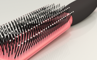 Hairbrush Model For Sale