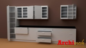 Blender Add-Ons UPDATE!! Archimesh now makes cabinets!!